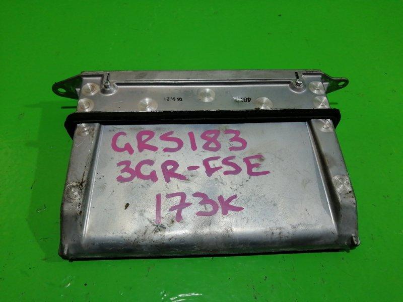 Компьютер Toyota Crown GRS183 3GR-FSE (б/у)