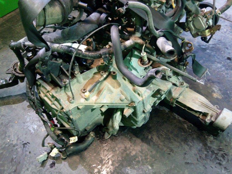 Акпп Toyota Fielder NZE124 1NZ-FE (б/у)