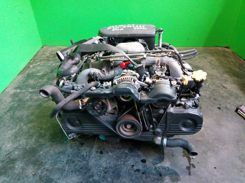 Двигатель Subaru Forester SG5 EJ203 2007 (б/у)