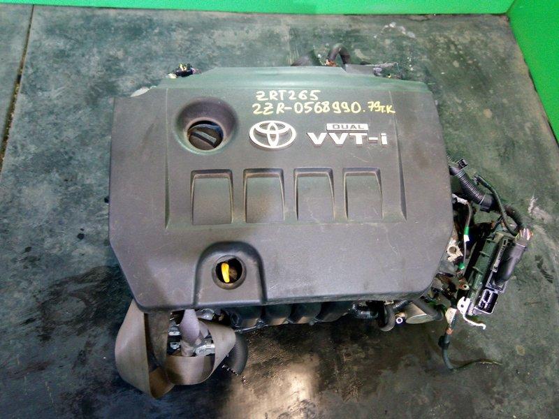 Двигатель Toyota Allion ZRT265 2ZR-FE (б/у)