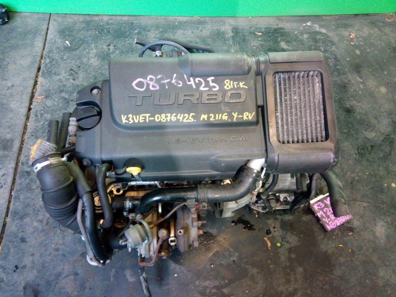 Двигатель Daihatsu Yrv M211G K3-VET (б/у)