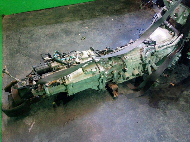Акпп Mitsubishi Pajero V68W 4M41-TE (б/у)