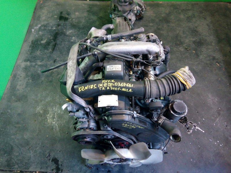 Двигатель Toyota Surf KZN185 1KZ-TE (б/у)
