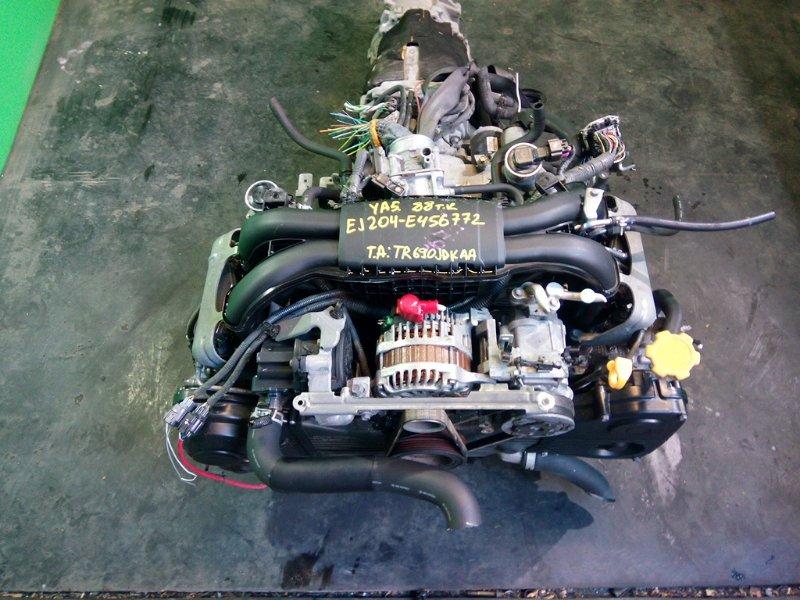 Двигатель Subaru Exiga YA5 EJ204 2011 (б/у)