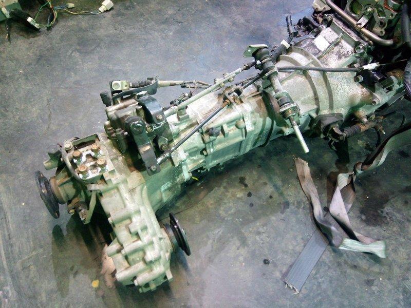 Мкпп Mazda Bongo SK82M F8 (б/у)