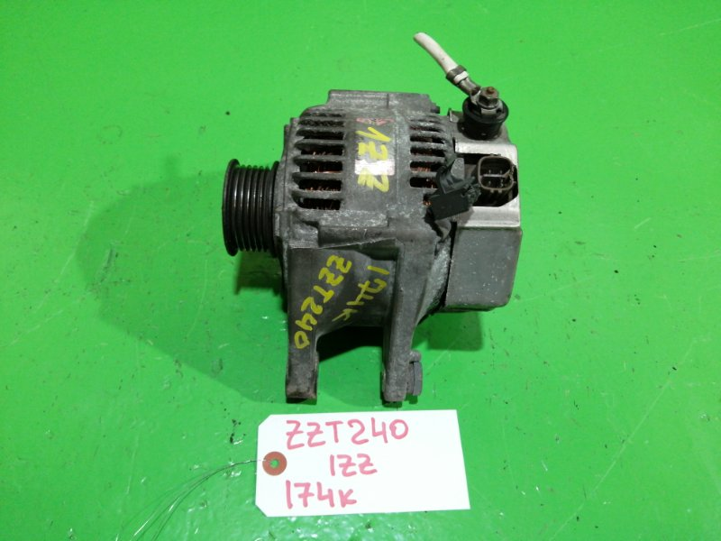 Генератор Toyota Premio ZZT240 1ZZ-FE (б/у)