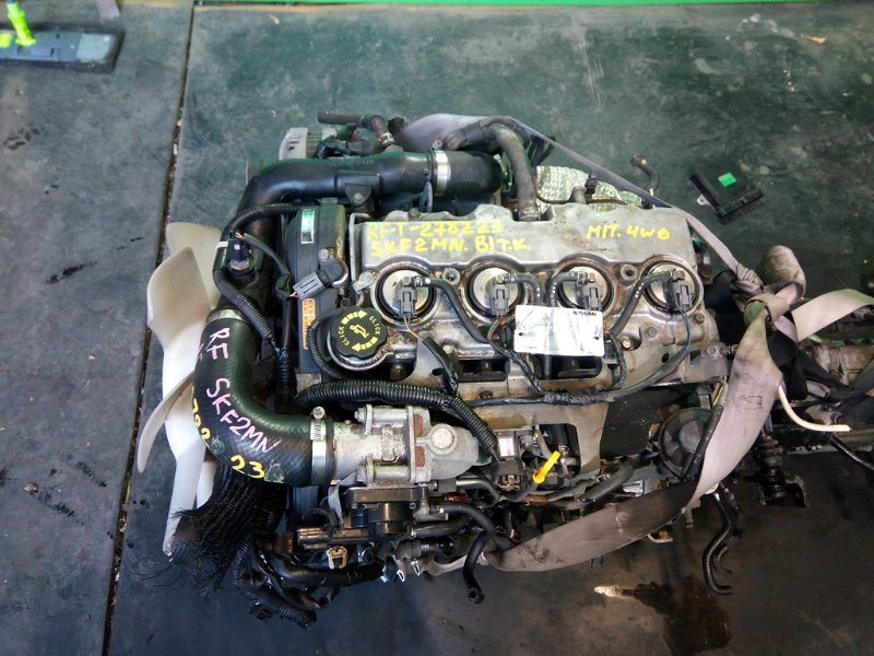 Двигатель Mazda Bongo SKF2MN RF-TE (б/у)
