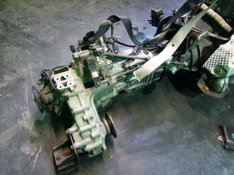 Мкпп Mazda Bongo SKF2MN RF-TE (б/у)