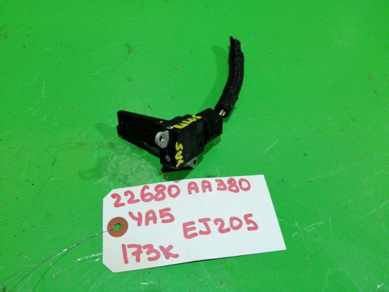 Датчик потока воздуха Subaru Exiga YA5 EJ205HBJME (б/у)