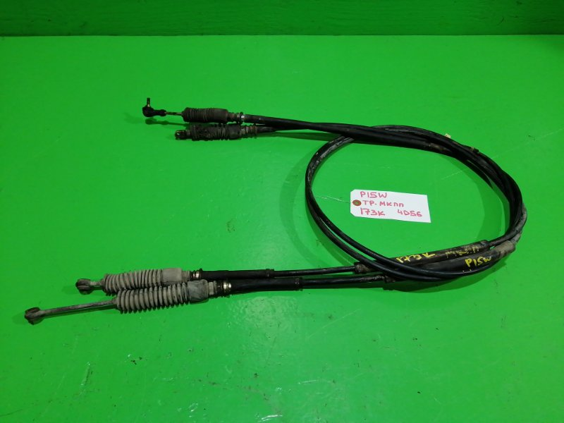 Трос переключения кпп Mitsubishi Delica P15W 4D56 (б/у)