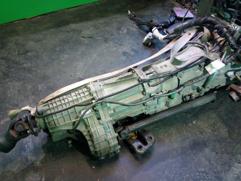 Акпп Nissan Fuga Y50 VQ35-DE (б/у)