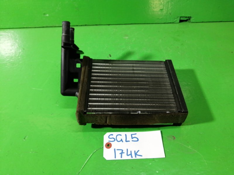 Радиатор печки Mazda Bongo Friendee SGL5 (б/у)