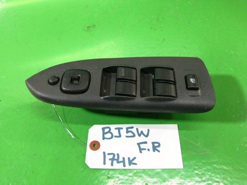 Блок упр. стеклоподьемниками Mazda Familia BJ5W передний правый (б/у)