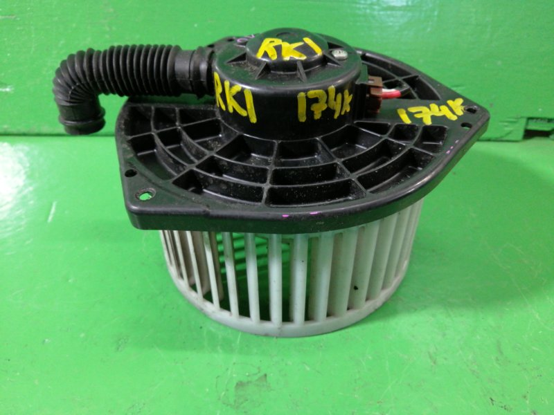 Мотор печки Honda Step Wagon RK1 (б/у)