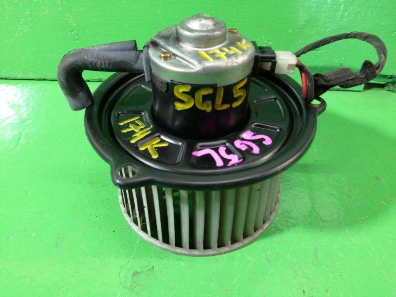 Мотор печки Mazda Bongo Friendee SGL5 (б/у)