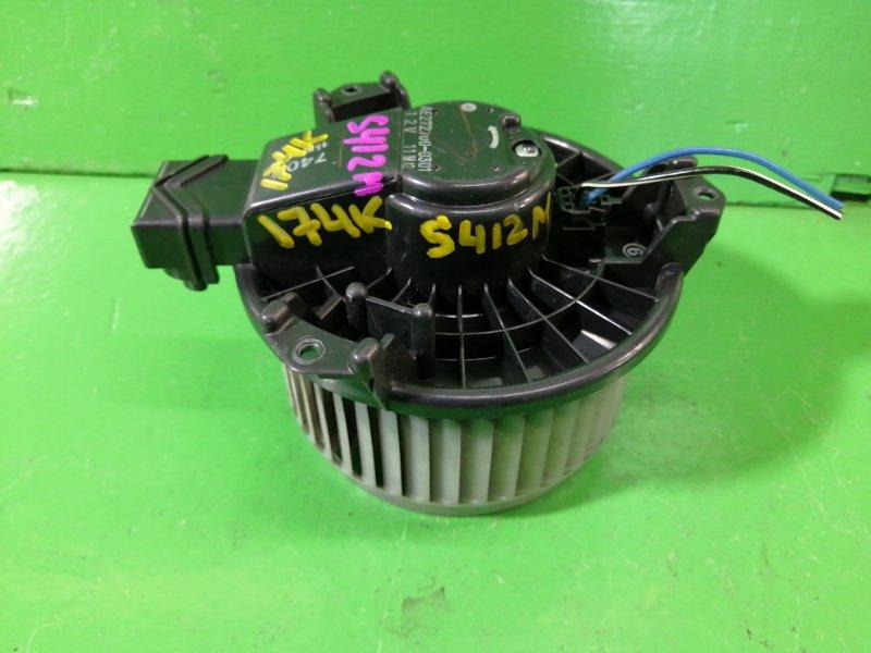 Мотор печки Toyota Town Ace S412M (б/у)