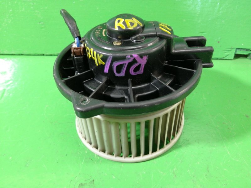 Мотор печки Honda Crv RD1 (б/у)