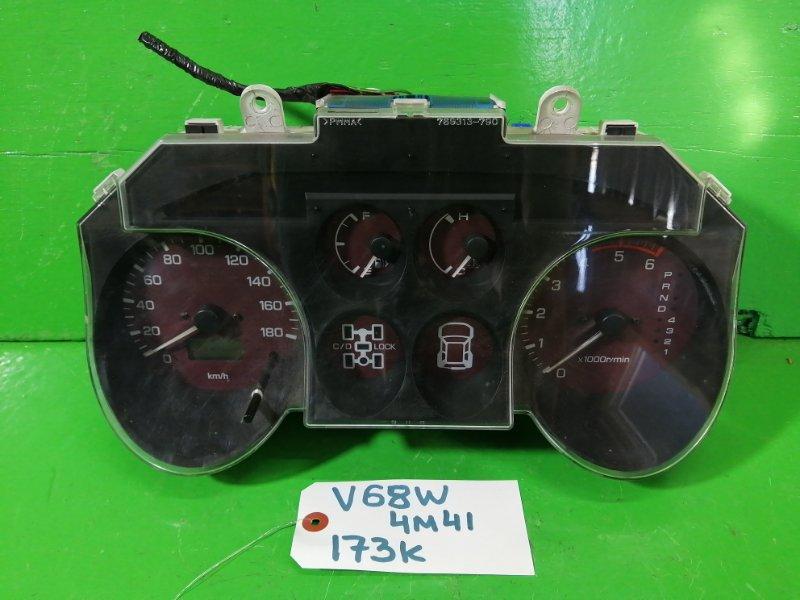 Спидометр Mitsubishi Pajero V68W 4M41 (б/у)