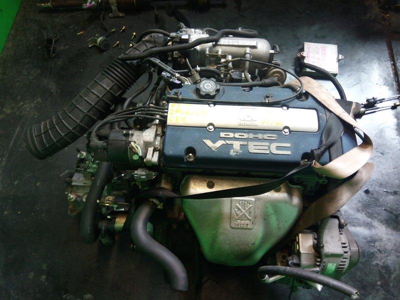 Двигатель Honda Accord CF4 F20B (б/у)