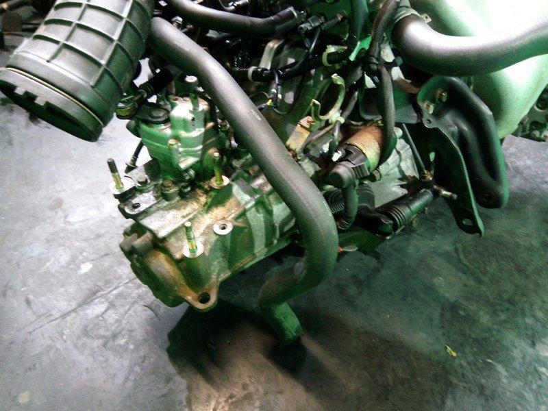 Мкпп Honda Accord CF4 F20B (б/у)