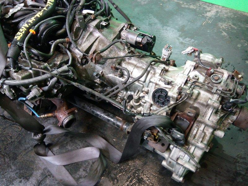Акпп Daihatsu Hijet S331V KF-VE (б/у)