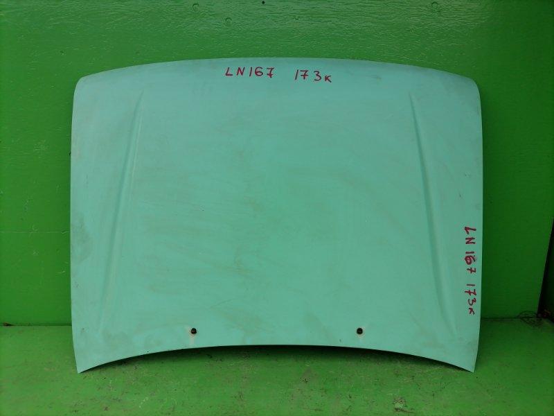 Капот Toyota Hilux LN167 (б/у)
