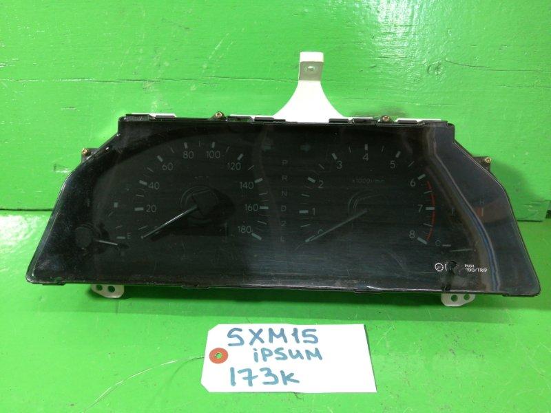 Спидометр Toyota Ipsum SXM15 (б/у)