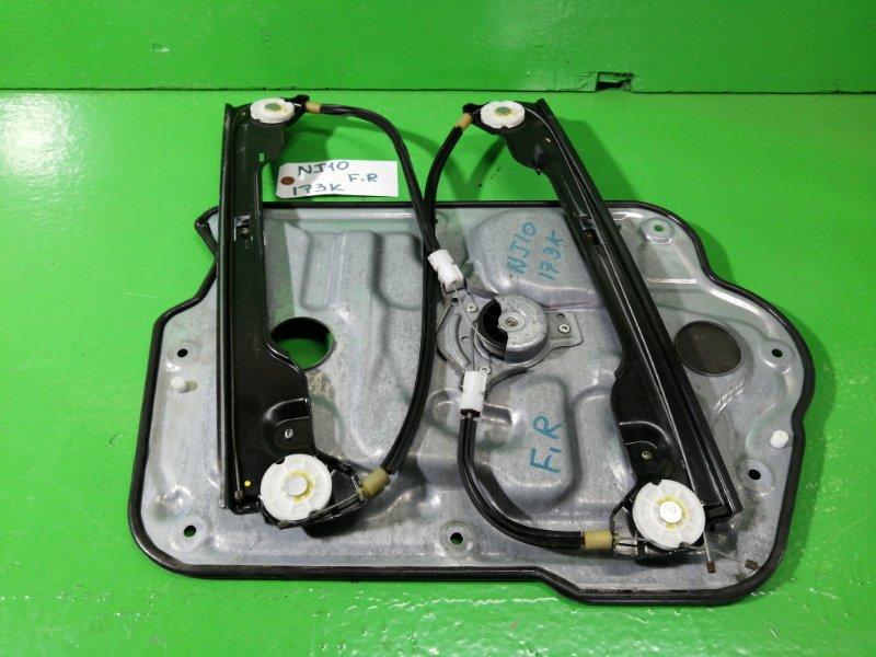 Стеклоподъемник Nissan Dualis J10 передний правый (б/у)