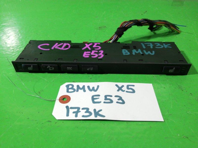 Климат-контроль Bmw X5 E53 (б/у)
