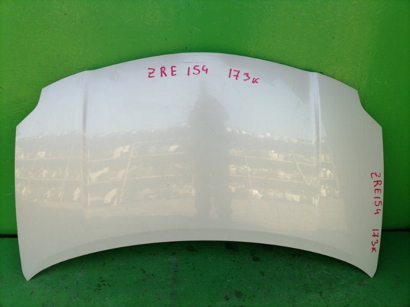 Капот Toyota Auris ZRE154 (б/у)