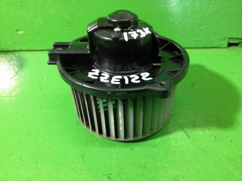 Мотор печки Toyota Allex ZZE122 (б/у)