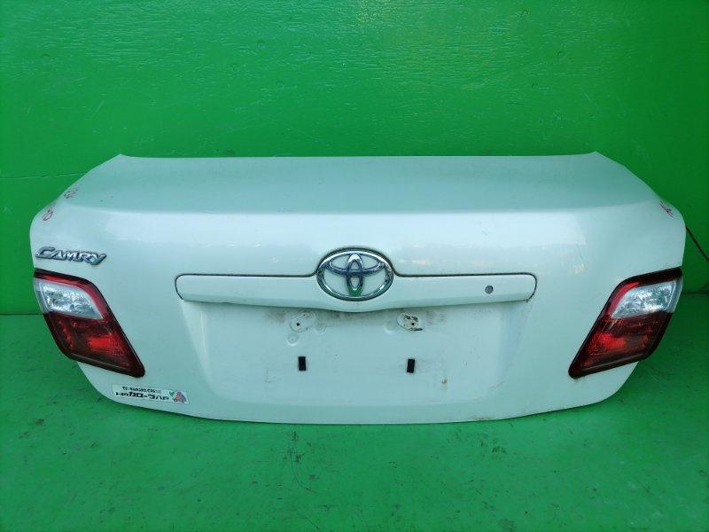 Крышка багажника Toyota Camry ACV40 (б/у)