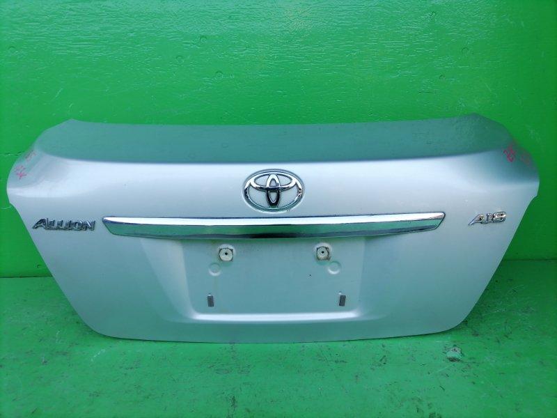 Крышка багажника Toyota Allion ZRT265 (б/у)