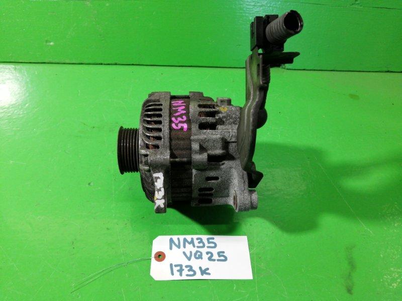 Генератор Nissan Stagea NM35 VQ25-DET (б/у)