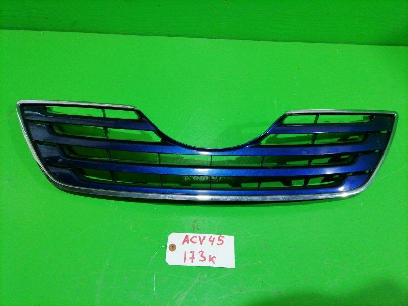 Решетка радиатора Toyota Camry ACV45 (б/у)