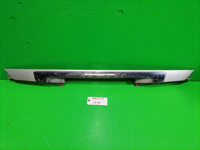 Ручка задней двери Toyota Alphard ANH15 (б/у)