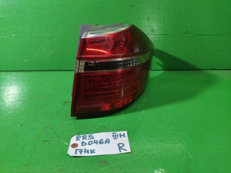 Стоп-сигнал Honda Elysion RR5 правый (б/у)