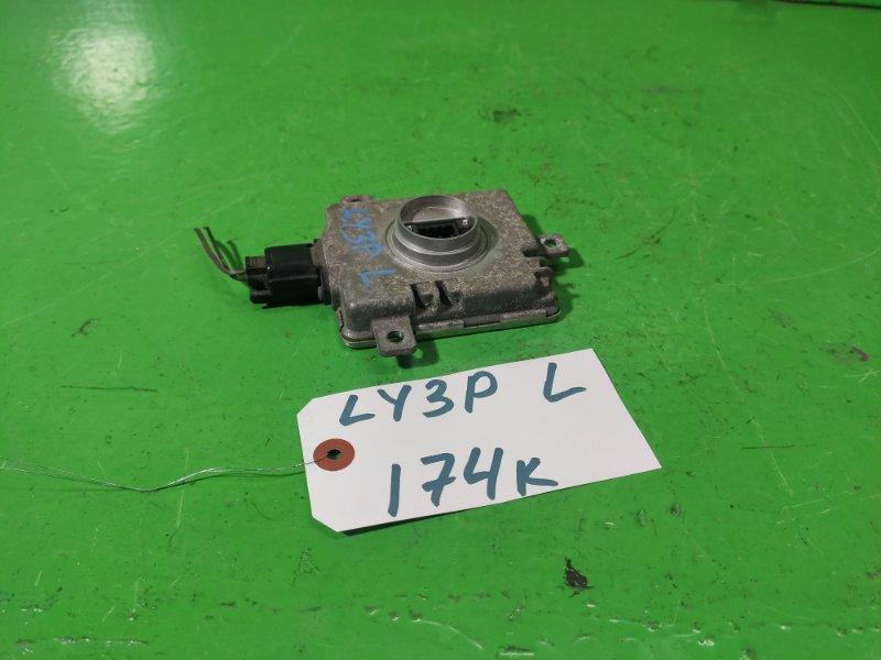 Блок ксенона Mazda Mpv LY3P левый (б/у)