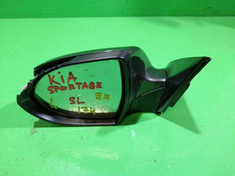 Зеркало Kia Sportage SL левое (б/у)