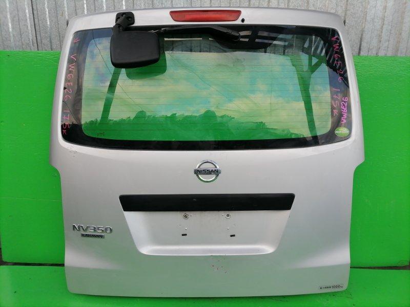 Дверь задняя Nissan Nv350 Caravan E26 (б/у)