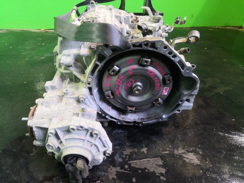 Акпп Toyota Auris NZE154 1NZ-FE (б/у)