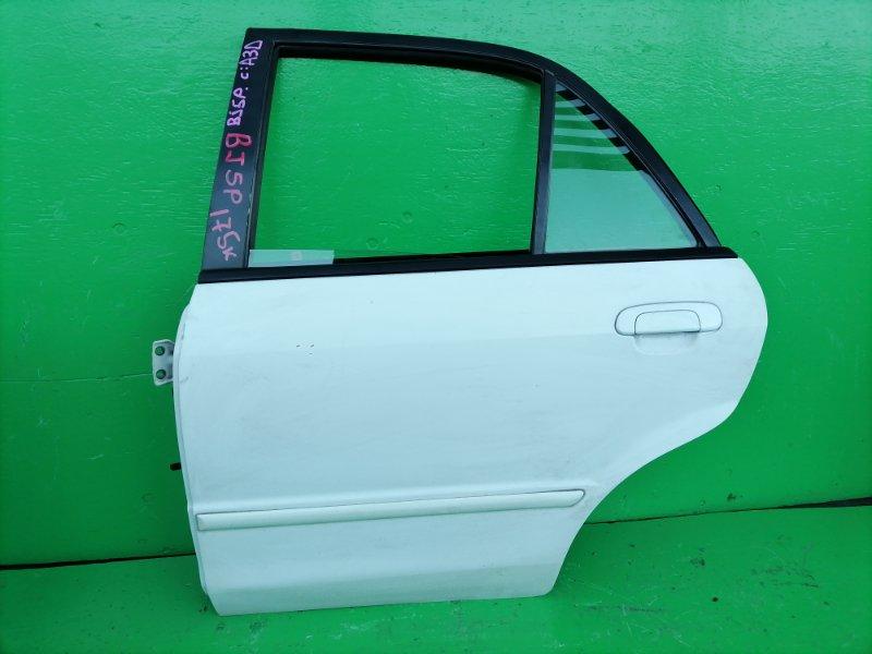 Дверь Mazda Familia BJ5P задняя левая (б/у)