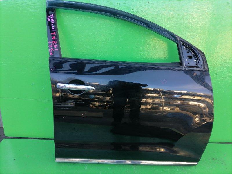 Дверь Nissan Murano Z51 передняя правая (б/у)