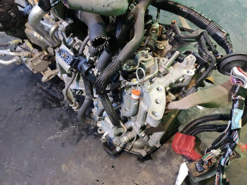 Акпп Toyota Passo KGC35 1KR-FE (б/у)