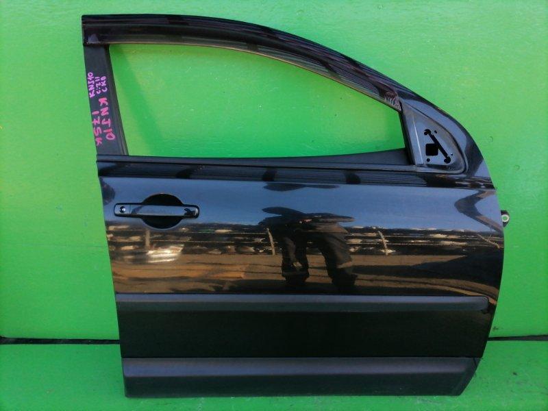 Дверь Nissan Dualis J10 передняя правая (б/у)
