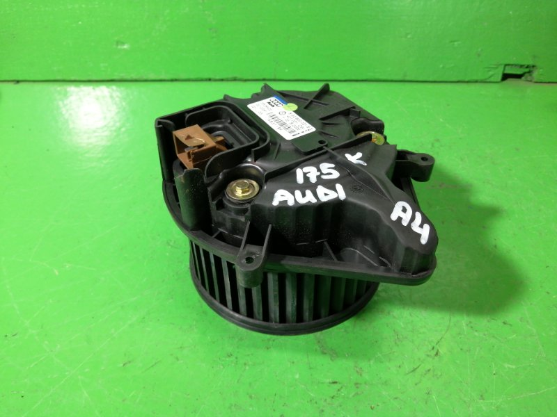 Мотор печки Audi A4 (б/у)