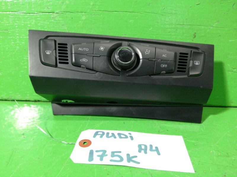 Климат-контроль Audi A4 8K2 (б/у)