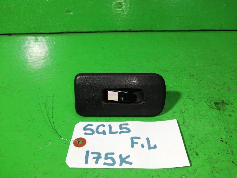 Блок упр. стеклоподьемниками Mazda Bongo Friendee SGL5 передний левый (б/у)