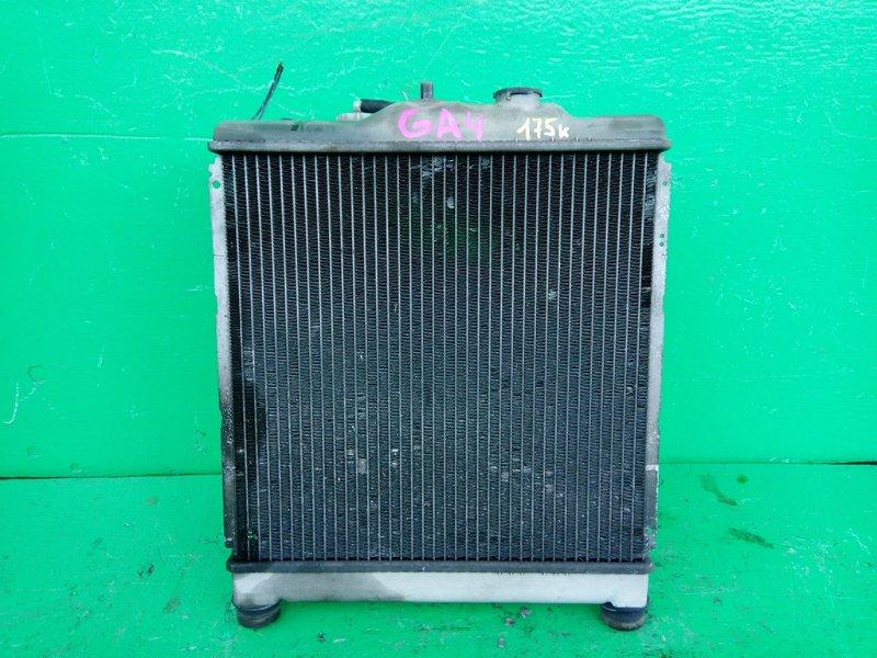 Радиатор основной Honda Capa GA4 D15B (б/у)