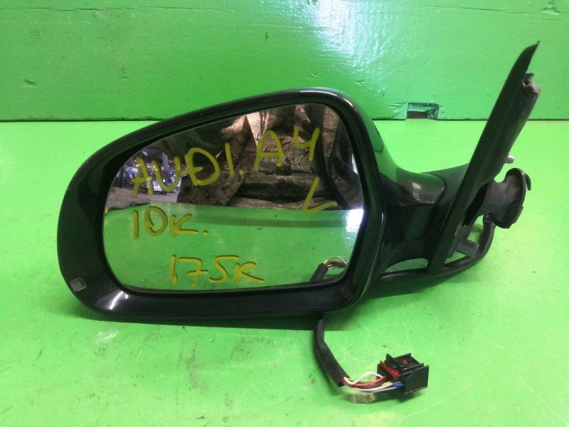 Зеркало Audi A4 8K левое (б/у)